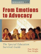 From Emotions to Advocacy cover